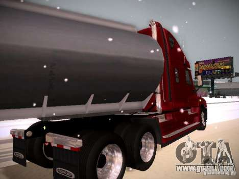 Freightliner Cascadia for GTA San Andreas right view