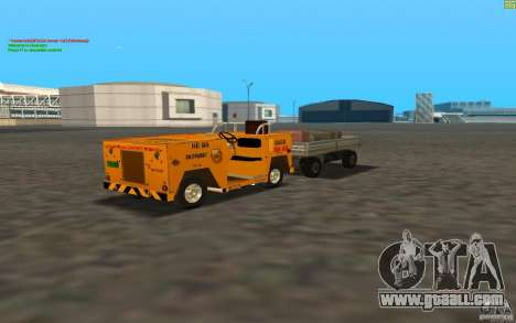 Airport Service Vehicle for GTA San Andreas