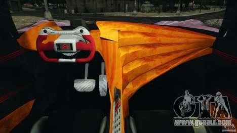 Citroen GT v1.2 for GTA 4 back view