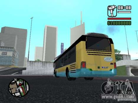 CitySolo 12 for GTA San Andreas inner view
