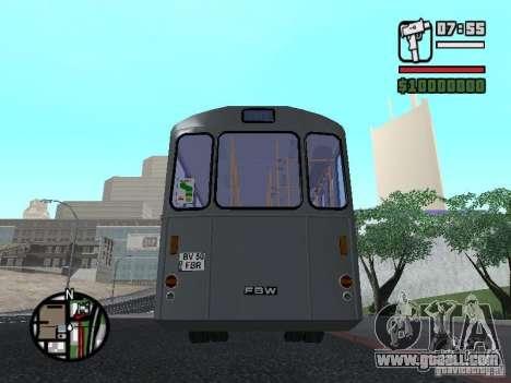 FBW Hess 91U for GTA San Andreas side view
