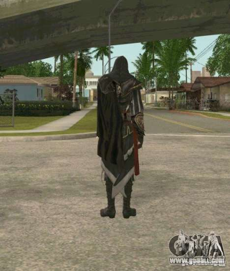 Assassins skins for GTA San Andreas twelth screenshot