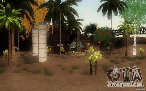 New Country Villa for GTA San Andreas
