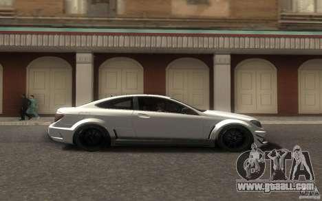 ENB Series by muSHa v1.0 for GTA San Andreas forth screenshot