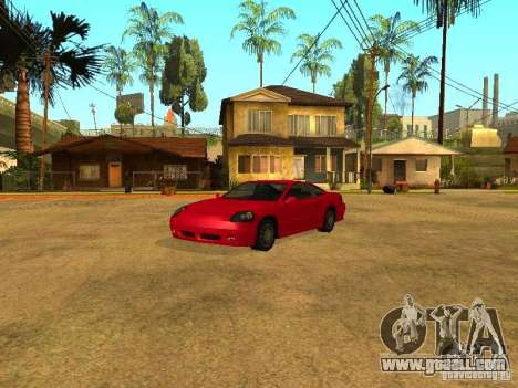 Spawn cars for GTA San Andreas second screenshot