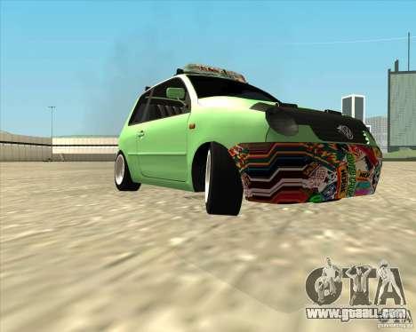 Volkswagen Lupo Hellaflush for GTA San Andreas
