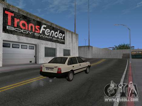 FSO Polonez Atu 1.4 GLI 16v for GTA San Andreas left view