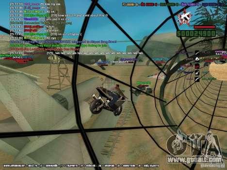 SA:MP 0.3d for GTA San Andreas twelth screenshot