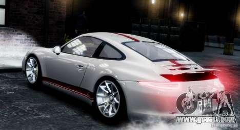 Porsche 911 (991) EPM for GTA 4 left view