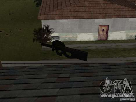 Weapon Pack for GTA San Andreas sixth screenshot