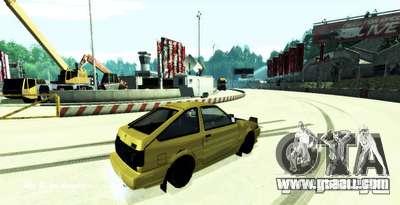 Miytomi for GTA San Andreas third screenshot