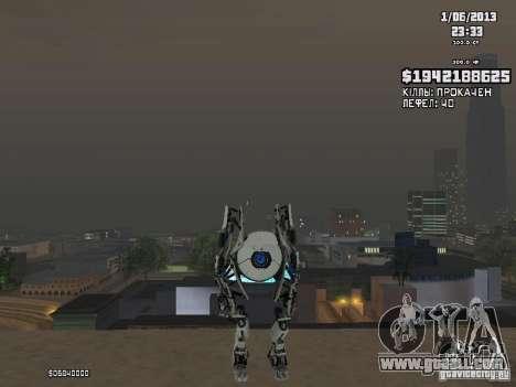 Atlas for GTA San Andreas