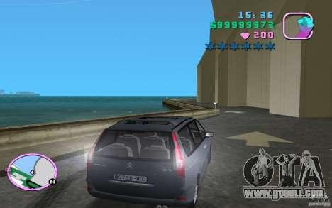 Citroen C8 for GTA Vice City