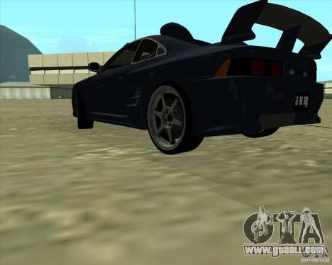 Toyota MR2 1994 for GTA San Andreas side view