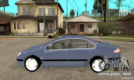 Peugeot 607 for GTA San Andreas left view