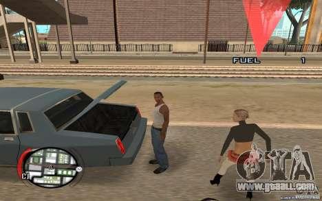 Hide Victim for GTA San Andreas second screenshot