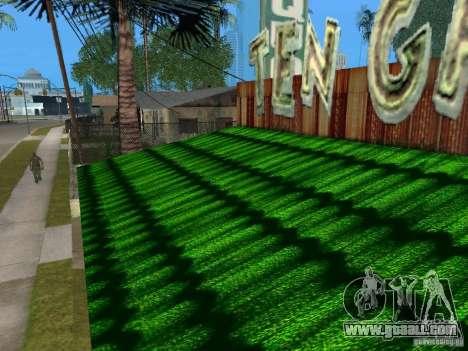 Pepsi vending machines and plant for GTA San Andreas fifth screenshot