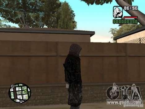 Alex Mercer for GTA San Andreas second screenshot