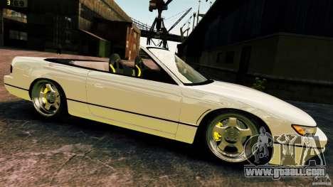 Nissan Silvia S13 Cabrio for GTA 4