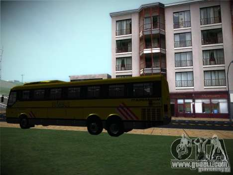 Mercedes Benz O400 Monobloco for GTA San Andreas upper view