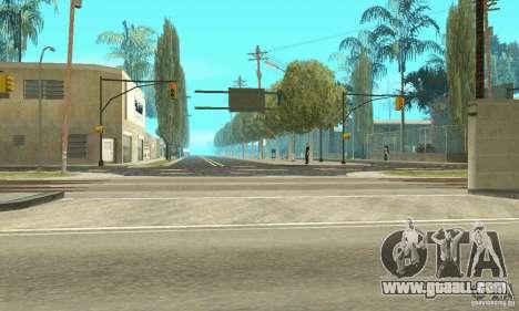 Grove Street for GTA San Andreas forth screenshot