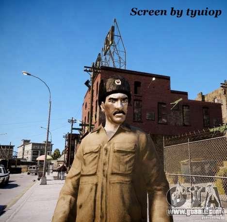Niko - Stalin for GTA 4