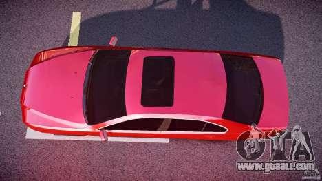 BMW 530I E39 stock chrome wheels for GTA 4 right view