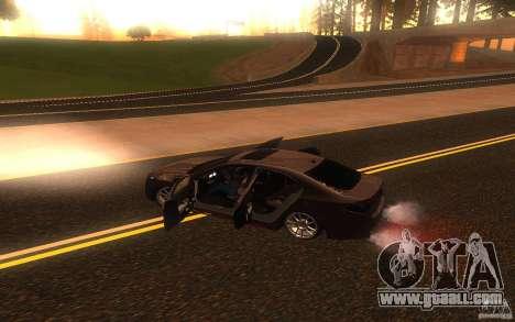 Honda Accord for GTA San Andreas side view