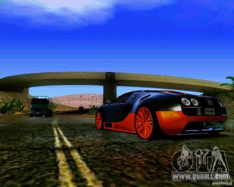 ENBSeries by S.T.A.L.K.E.R for GTA San Andreas fifth screenshot