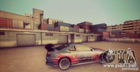 Tokyo Drift map for GTA San Andreas second screenshot