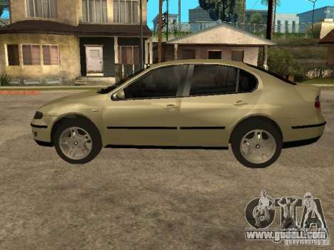 Seat Toledo 1.9 1999 for GTA San Andreas left view