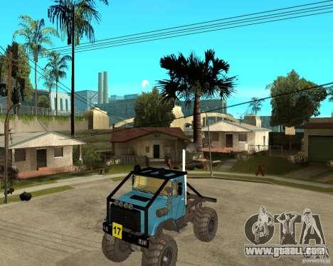 ZIL 4421 RALLY for GTA San Andreas