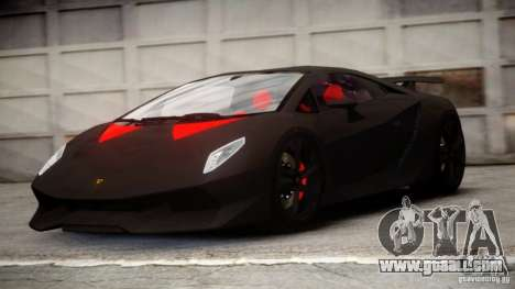 Lamborghini Sesto Elemento 2013 V2.0 for GTA 4