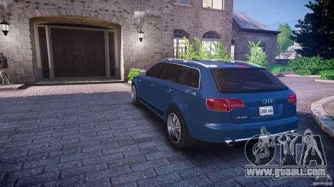 Audi A6 Allroad Quattro 2007 wheel 1 for GTA 4