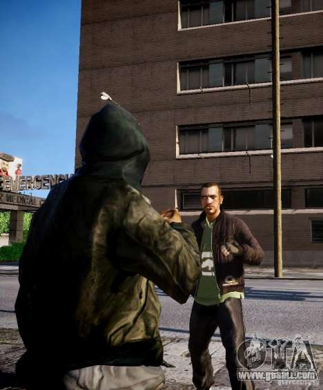 Bad Niko for GTA 4 sixth screenshot