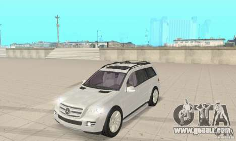 Mercedes-Benz GL450 for GTA San Andreas