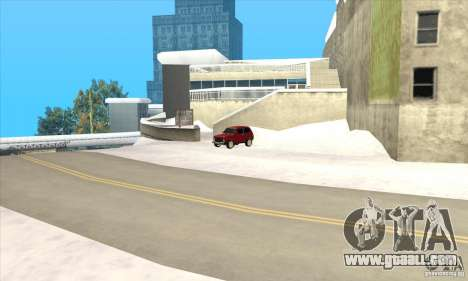 Flights in Liberty City for GTA San Andreas forth screenshot