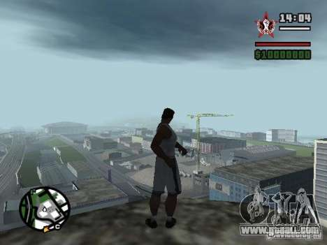 SAVE anywhere for GTA San Andreas fifth screenshot