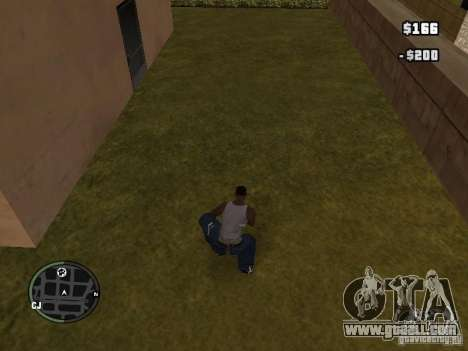 Marijuana v2 for GTA San Andreas second screenshot