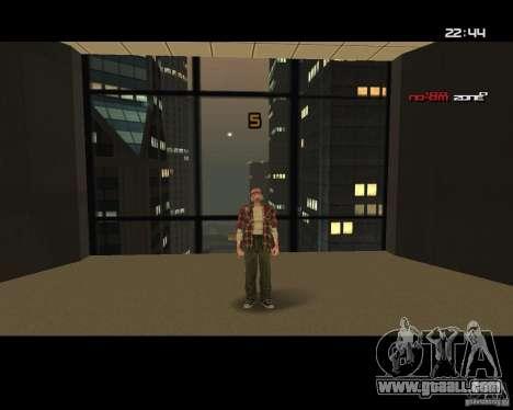 Change Skin for GTA San Andreas third screenshot