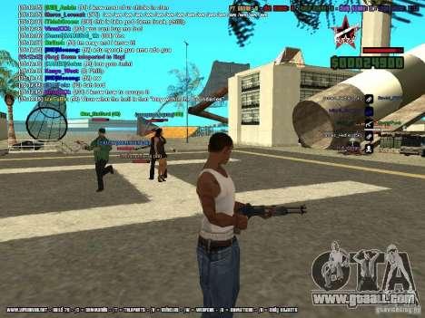 SA:MP 0.3d for GTA San Andreas tenth screenshot