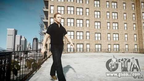 James Bond Skin for GTA 4 second screenshot