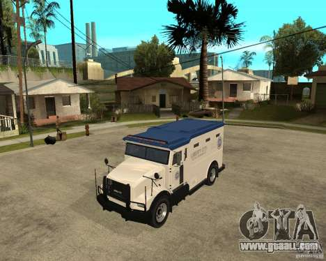 NSTOCKADE from GTA IV for GTA San Andreas