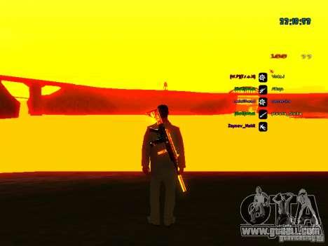 New skins La Coza Nostry for GTA: SA for GTA San Andreas second screenshot