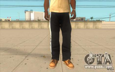 Reebok Sporthose for GTA San Andreas