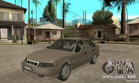 Daewoo Nexia Dohc 2009 for GTA San Andreas