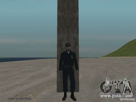 Sergeant PPP for GTA San Andreas ninth screenshot