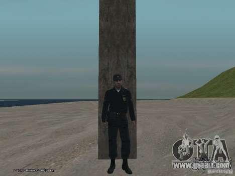 Sergeant PPP for GTA San Andreas ninth screenshot