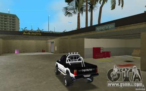 Toyota Hilux Surf for GTA Vice City
