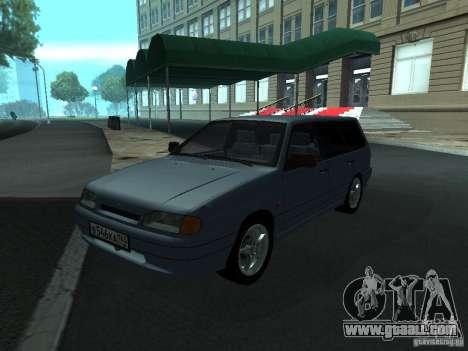 ВАЗ 2114 touring for GTA San Andreas